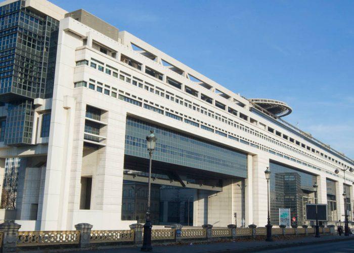 Bâtiment-du-ministère-des-finances-à-Bercy