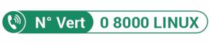 08000 Linux logo