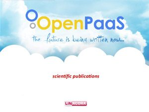 Scientific Publications OpenPaaS