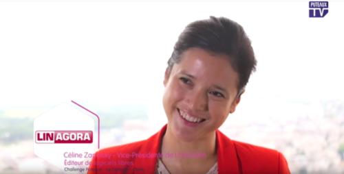 [Phỏng vấn] Ms. Celine Zapolsky: Cơ hội tại Trung Quốc cho Linagora