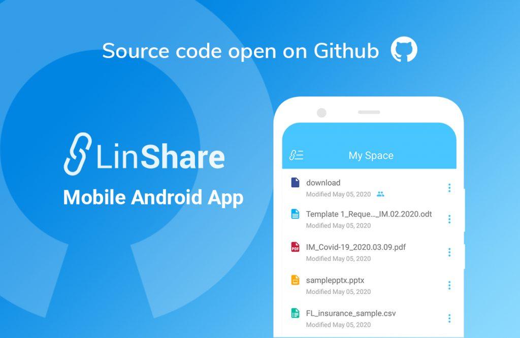 linshare-mobile-app